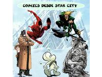Cómics desde Star City